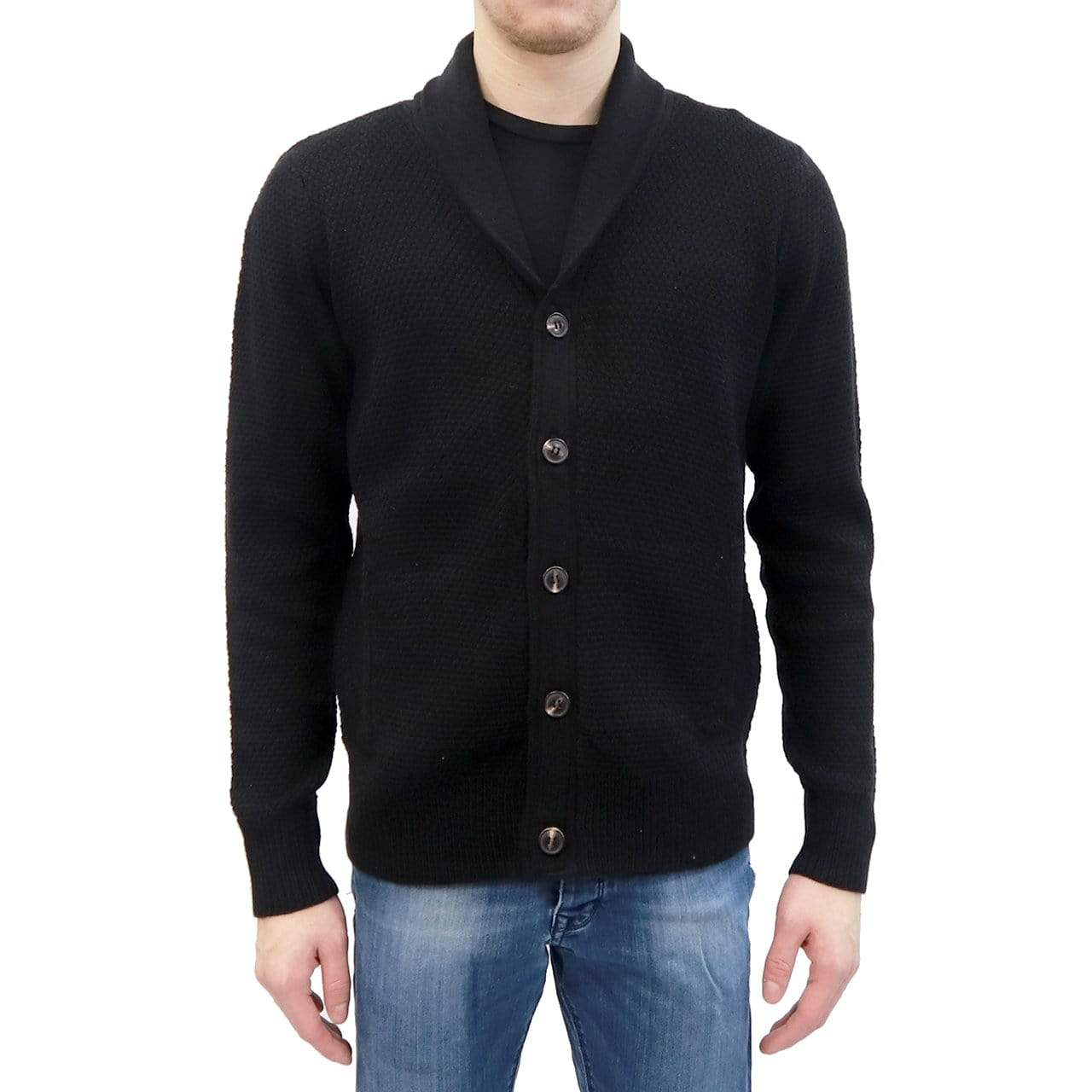 RD International Style Button Up Cardigan