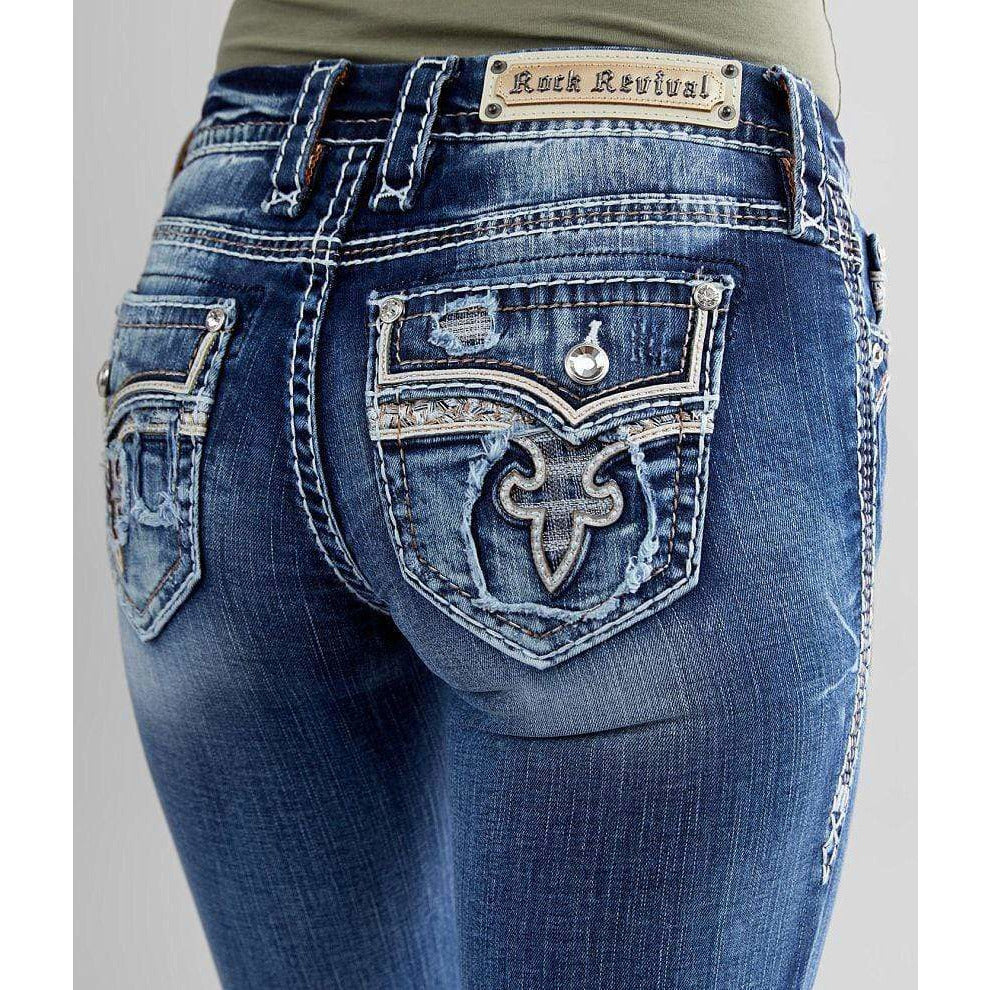 Rock Revival Rock Revival Colleen B204 Bootcut Jean
