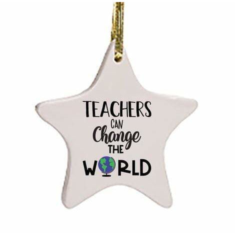 Sock Dirty To Me WHITE / N/S Teachers Tree Ornament
