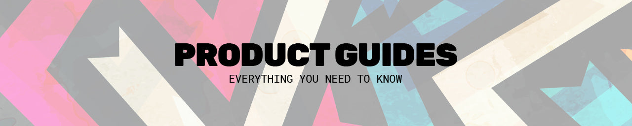 rave cave product guides