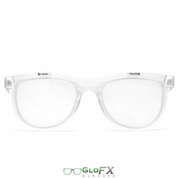 GloFX Matrix Diffraction Glasses - Clear