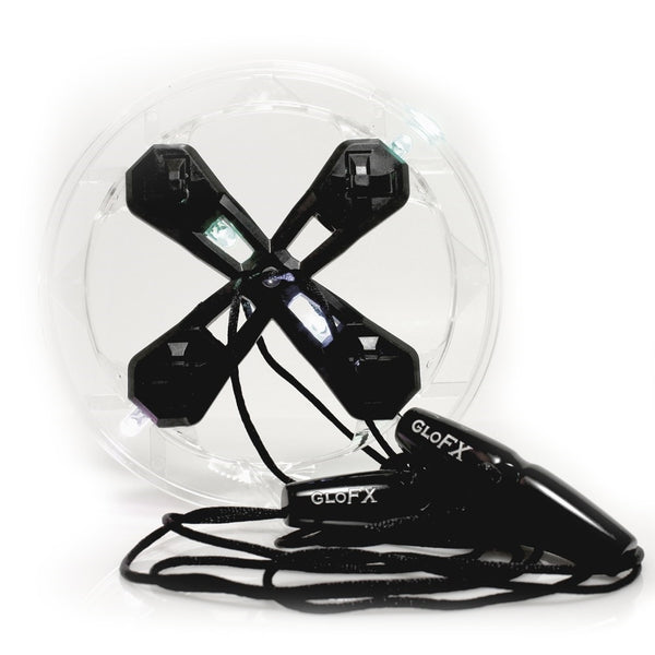 GloFX 4-LED Lux 360 Orbit
