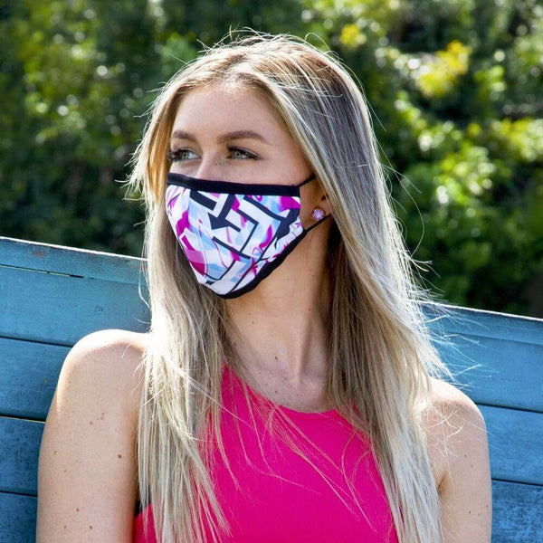 Reusable Face Masks - 5 Pack