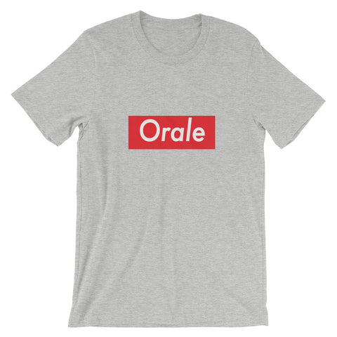 Orale Short-Sleeve Unisex T-Shirt