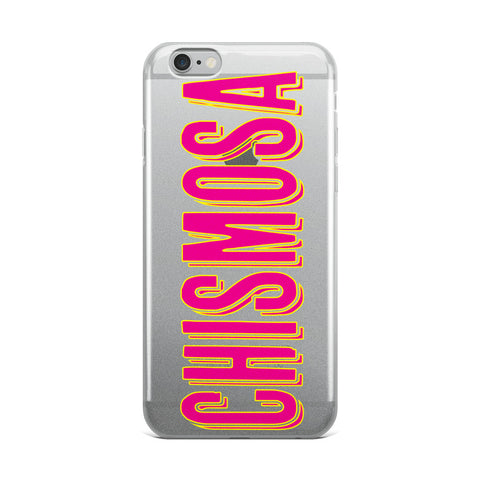 Chismosa iPhone Case