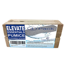 Load image into Gallery viewer, (x4) Bundle & Save Elevate Essentials Pumice Cleaning Sticks