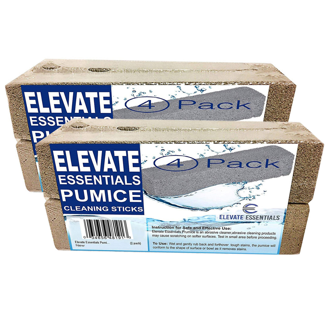 (x8) Bundle & Save Elevate Essentials Pumice Cleaning Sticks