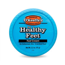 Load image into Gallery viewer, O'Keeffe's for Healthy Feet Foot Cream, 3.2 oz, Jar