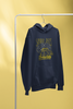 Beard Motors Sunny Days Beetle Hoodie navy - Beard Motors