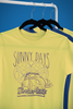 Beard Motors Sunny Days Beetle T-Shirt Yellow - Beard Motors