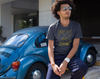 T-Shirt SUNNY DAYS Bahama Bug / Navy - Beard Motors