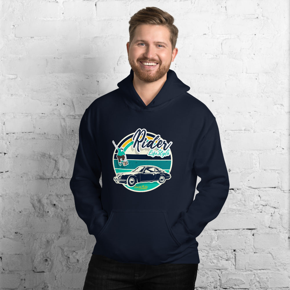 Beard Motors Hoodie Rider Lifestyle 911 - Beard Motors