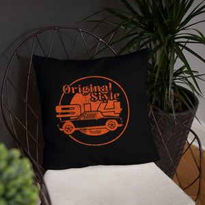 Beard Motors Pillow Coussin 914 Original Style - beardmotors