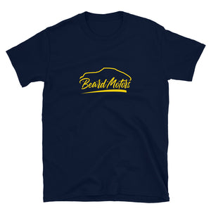 Beard Motors T-Shirt Logo 911 Silhouette - Beard Motors