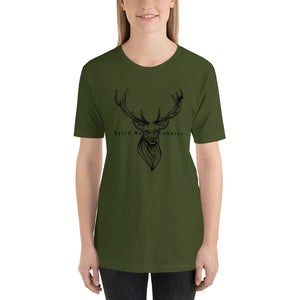 Beard Motors T-Shirt Deer Logo Company - Beard Motors