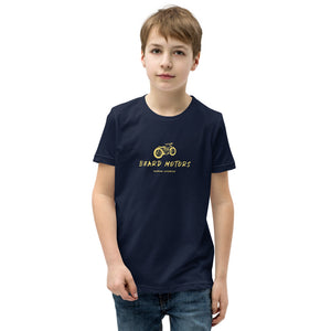 Beard Motors Youth T-Shirt enfant Bike - beardmotors