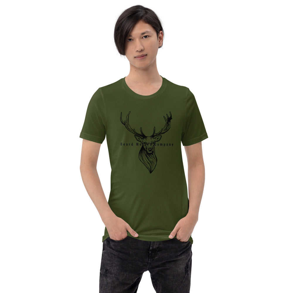 Beard Motors T-Shirt Deer Logo Company - beardmotors