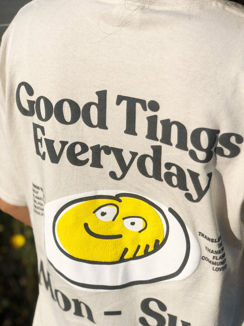 Good Tings Everyday (EGG)  by CRAFT MEALS