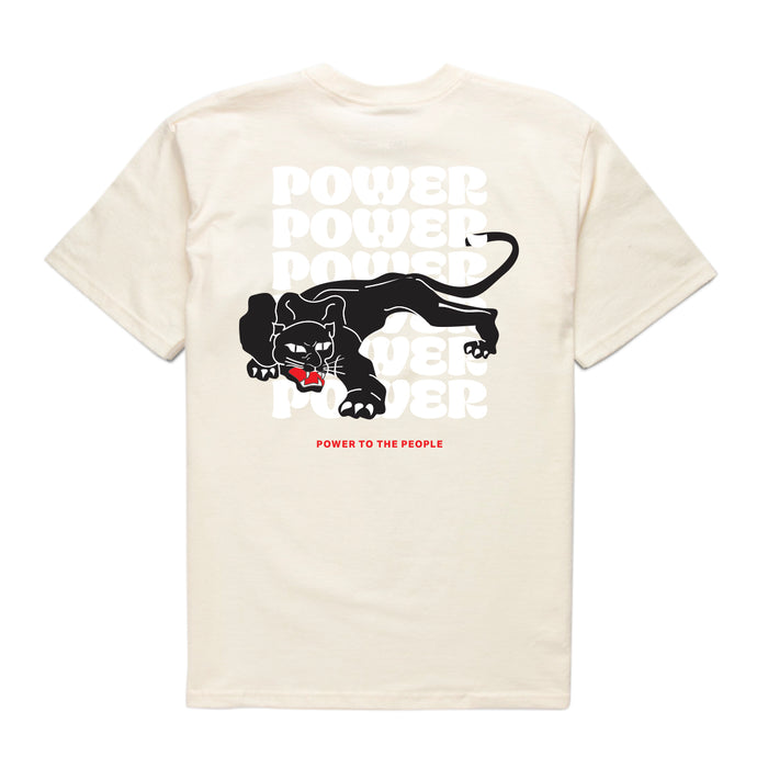 POWER TO THE PEOPLE (PANTHER)