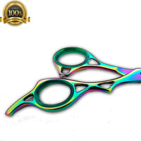 "Professional Beauty Salon Shears Barber Hair Scissors Set Hairdressing Tools 6"" - Liberty Beauty Supply"