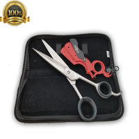 haarscheren forbici tijeras ciseaux barber hair cutting dressing scissors shears - Liberty Beauty Supply