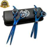 3PC Shears Hair Cuting Thinning Scissors Barber Shears Hairdressing Set TIJERAS - Liberty Beauty Supply