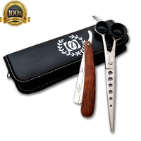 USA Hair Cutting Scissors Professional Hairdressing Barber Shears Salon Tijeras - Liberty Beauty Supply
