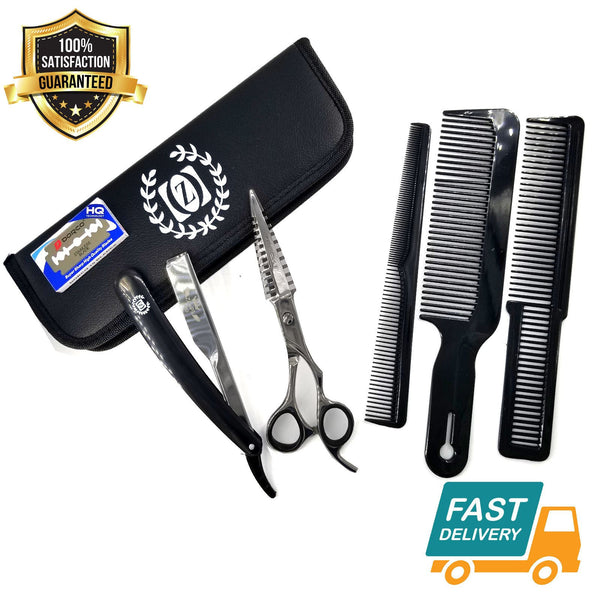 Professional Hair Shaper Hairdressing Scissors Salon Cutting Barber Shears - Liberty Beauty Supply