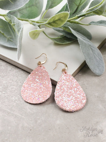 The Party Starter Earrings, Pink