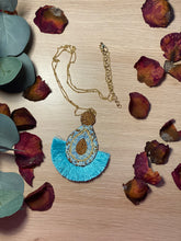 Load image into Gallery viewer, The Aztec Pendant Necklace