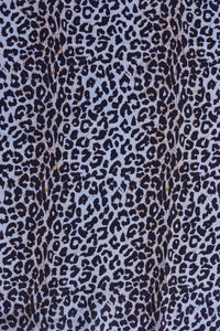 Cheetah Neck Scarf