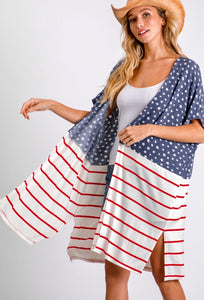 Stars And Stripes Cardigan