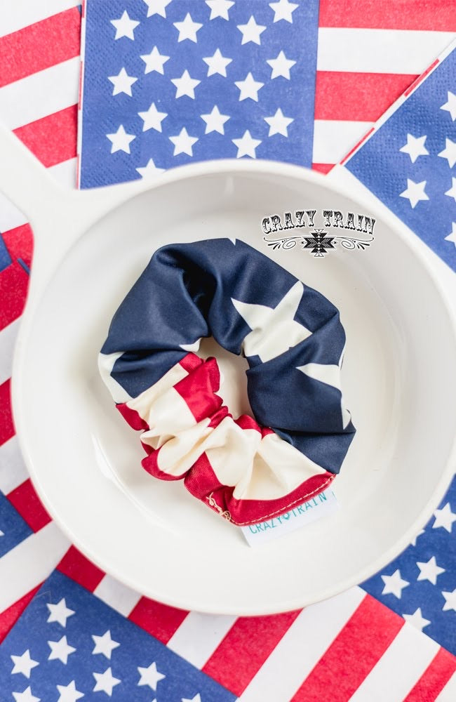 Freedom Scrunchie