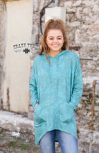 Load image into Gallery viewer, The Wish Wash Tunic Hoodie