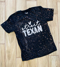 "Load image into Gallery viewer, ""Strait"" Texan Graphic Tee"