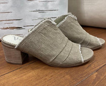 Load image into Gallery viewer, Very G Bianca Taupe Mule Slide