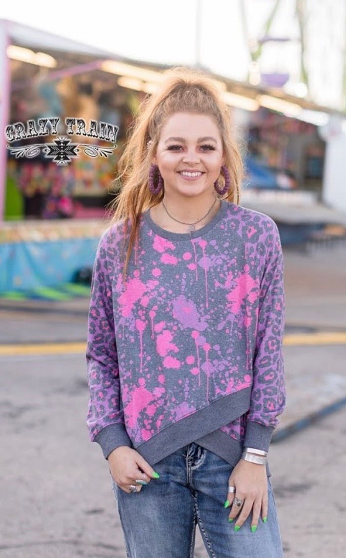 Cooky Coralline Pullover