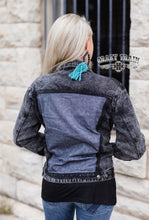 Load image into Gallery viewer, As If Jacket - Black Denim