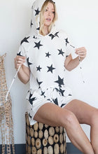 Load image into Gallery viewer, Cute Star Print Activewear Set