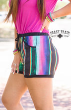 Load image into Gallery viewer, Shania Serape Shorts