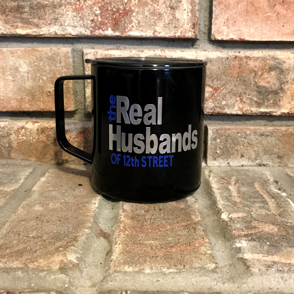 "The Real Husbands of ""Your Neighborhood/City"" Custom Metal Mug"