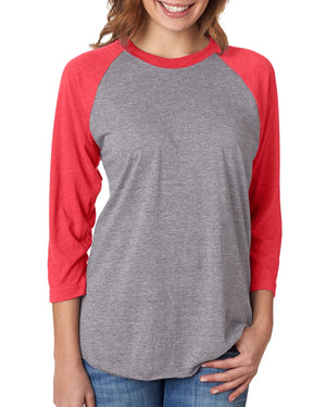 Here Comes Amazon Graphic Raglan