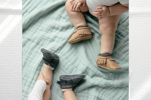Infant and Children's Shoes