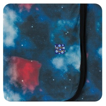 KP Red Ginger Galaxy Swaddling Blanket
