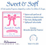 Sweet & Soft Fragrance for Children