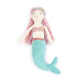Mon Ami Mia Mermaid Cotton Knit Doll