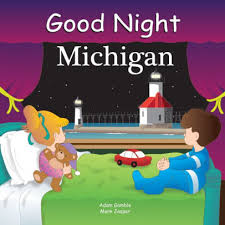 Good Night Michigan Book