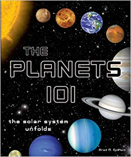 The Planets 101 Book