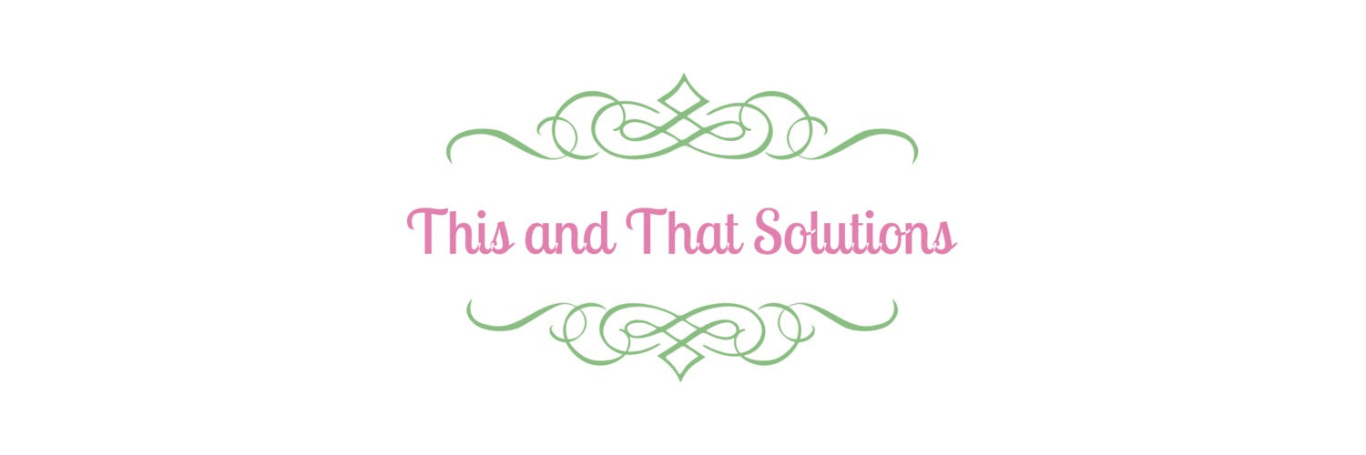 This & That Solutions | Personalized Gifts