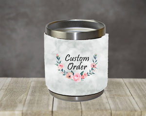 Personalized Yeti Wraps | Custom Yeti Accessories | Company Logo
